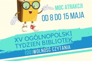 Tydzień Bibliotek 2018