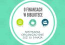 O finansach w bibliotece – nabór do projektu