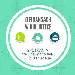 O finansach w bibliotece - nabór do projektu